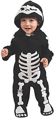 Rubies - Disfraz de Esqueleto infantil, talla bebé 6-12 meses ...