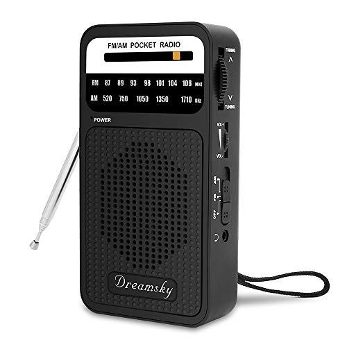 DreamSky Pocket Radios