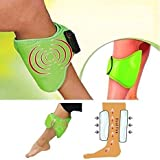 Density Collection Health Pure Acoustics Compression Leg Massager For Relaxation And Pain Relief And Foot Massager Blood Circulation Machine - Green