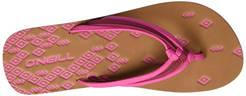 O'Neill Fw 3 Strap Ditsy - Chanclas Mujer Pink (Pink Allover Print)