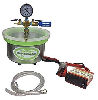 3 Qt Mini Vacuum Oven Chamber Amazon Com Industrial Scientific
