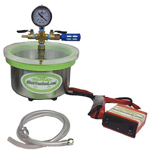 QT Mini Vacuum Oven Chamber product image
