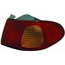 Depo 312-1931R-AC Toyota Corolla Passenger Side Replacement Taillight Assembly