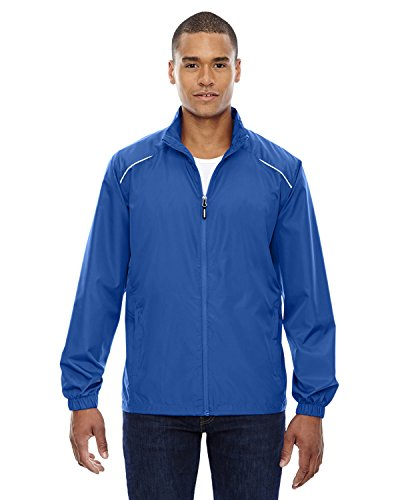 - Ash City North End Men's Motivate Unlined Lightweight Jacket, True Royal 438, XXX-Large