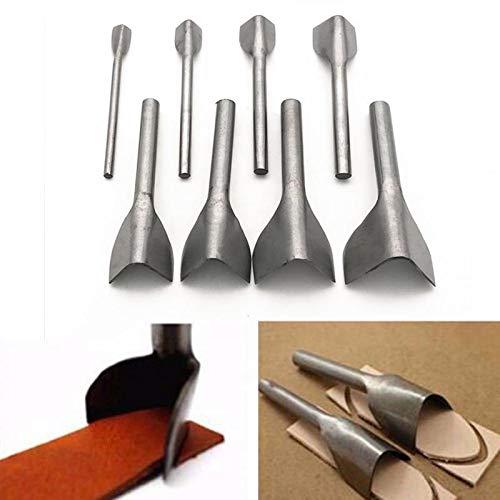 Craft V Shape Cutter Punch Strap Belt Wallet End- Leather Leather V Cutter & Belt Tool Tool Tool Strap Bag Acne Sportsman Cutter Cut Punch Waist Craft Wallet Belt ()