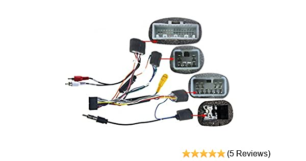 JOYING Wiring Harness Cable for Toyota Hilux RAV4 Corolla etc without on