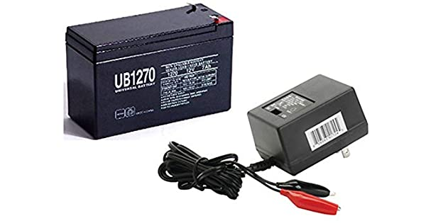 Amazon.com: 12 V 7 Ah Repuestos para Solex bd127 SB1270 ...