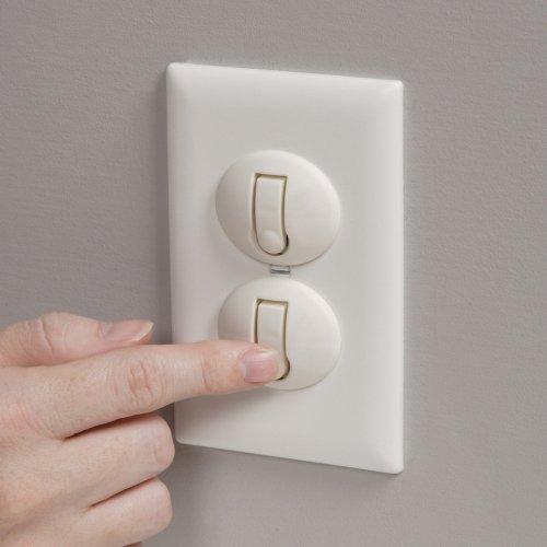 Secure Press Plug Protectors, 85 Count