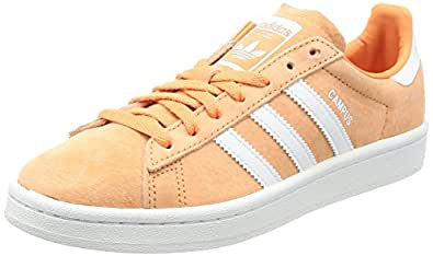 adidas Originals Mens Campus Lace Up Casual Trainers Shoes - 6