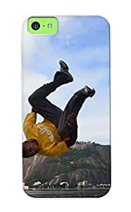 B4bfebe1263 Anti-scratch Case Cover Hotsummer Protective Parkour Case For Iphone 5c