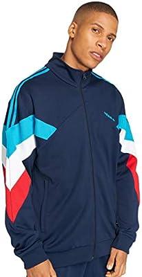 adidas Originals Mens Palmeston Track Jacket Collegiate NavyBold Aqua