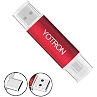 OTG Flash Drive-USB Memory Stick for Computers Android...