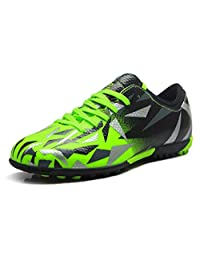 TOOSBUY Kids' Turf Soccer Cleat Shoes Football Causual Outdoor Sports (Little Kid/Big Kid) 76516