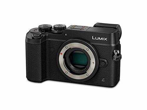PANASONIC LUMIX GX8 Body Mirrorless 4K Camera Body, Dual I.S. 1.0, 20.3 Megapixels, 3...