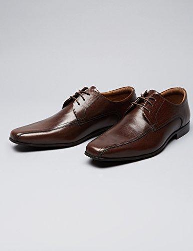 Marrón para Hombre Brown Zapatos Derby Find IwxZqgYx