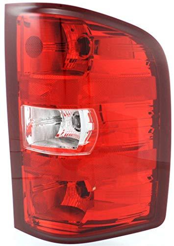Garage-Pro Tail Light for CHEVROLET SILVERADO/SIERRA 1500 07-13 / SIERRA 3500 HD 07-14 RH Assembly