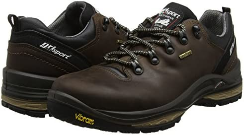 Warrior Low Rise Hiking Boots