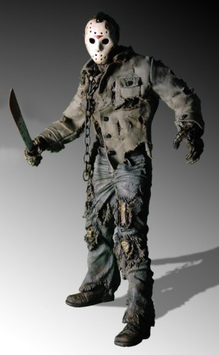 Mezco Toyz Cinema of Fear 12 Inch Jason Voorhees
