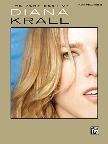 The Very Best of Diana Krall: Piano/Vocal/Chords