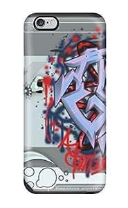 New Anime Graffiti Tpu Case Cover, Anti-scratch NadaAlarjane-l Phone Case For Iphone 6 Plus