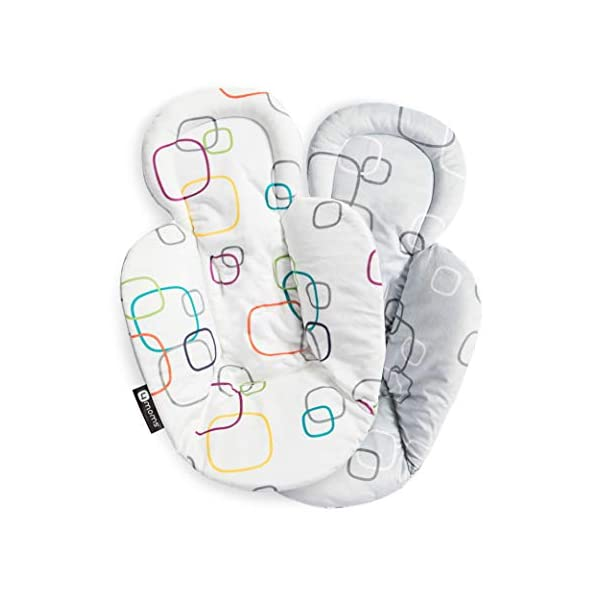 4moms rockaRoo and mamaRoo Infant Insert, for Baby, Infant, and Toddler, Machine Washable, Soft, Plush Fabric