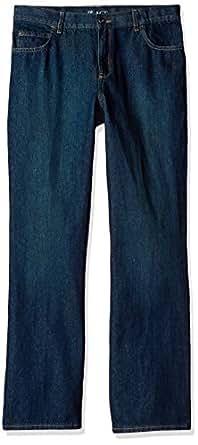 The Children's Place Boys Size Bootcut Jeans, Authentic Wash, 4 Slim