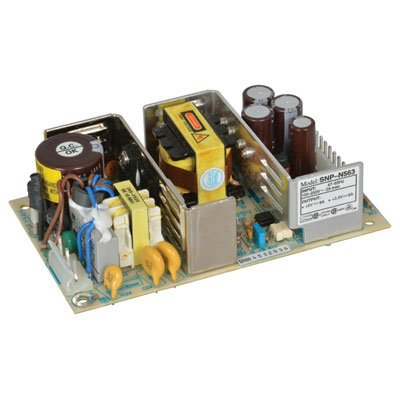 Skynet SNP-N563 AC/DC Open-Frame Switching Power Supply, Dual Output, ()