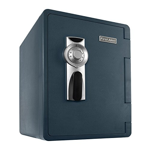 First Alert 2096F-BD Ready-Seal Waterproof Fire Safe with...