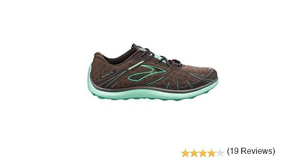 Brooks PureGrit Womens Zapatilla De Correr Para Tierra - 38: Amazon.es: Zapatos y complementos