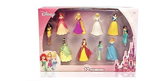 Disney Princess Figure Collection Piece