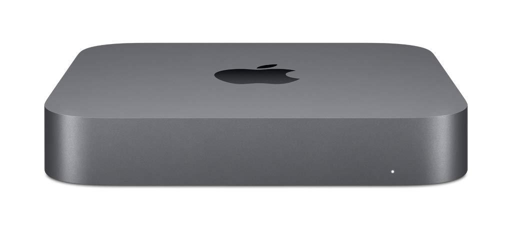Apple Mac mini (3.0GHz 6-core Intel Core i5 processor, 256GB) - Space Gray (Latest Model)