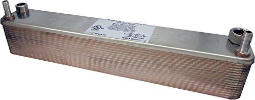 Duda Energy HX3630BWGH Copper Exchanger