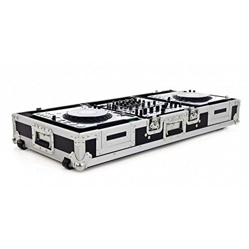 NSP Cases CDJ mezclador de ataúd y 12