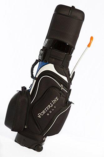 Porterline Golf Travel Cover, Hybrid Golf Bag 901 Series Wheeled