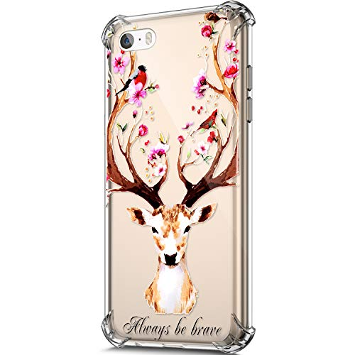 ikasus Case for iPhone 5S 5 / iPhone SE Case