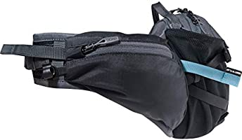 EVOC Hip Pack Pro Hydration Bag 3L Bladder Included 1.5L Sulphur//Moss Green