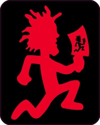 amazon com heavy weight licensed icp insane clown posse hatchetman