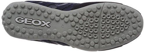 Sneakers Snake EU Uomo Bleu F Navy 45 Geox Marine Basses Homme fqt5dx8n