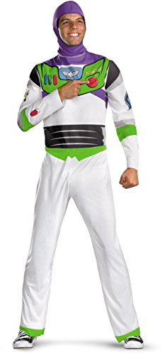 Toy Story Men's Buzz Lightyear (Buzz Lightyear Costume Mens)