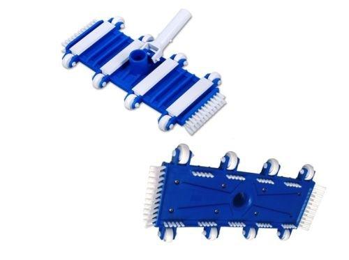 Vacuum Vac Flexible Head Spa Swimming Pool (Blue) - 2