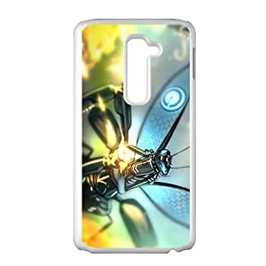 Creative Pattern Custom Protective Hard Phone Cae For LG G2