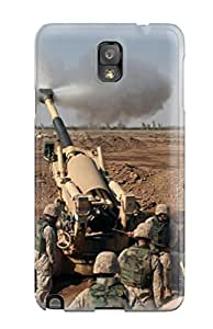 Durable Defender Case For Galaxy Note 3 Tpu Cover(artillery)