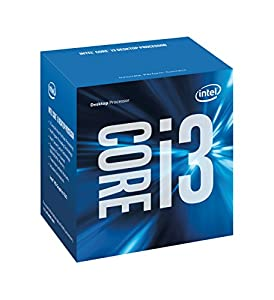 Intel Boxed Core i3-6300 Dual Core Processor 3.8GHz LGA1151 BX80662I36300 from Intel