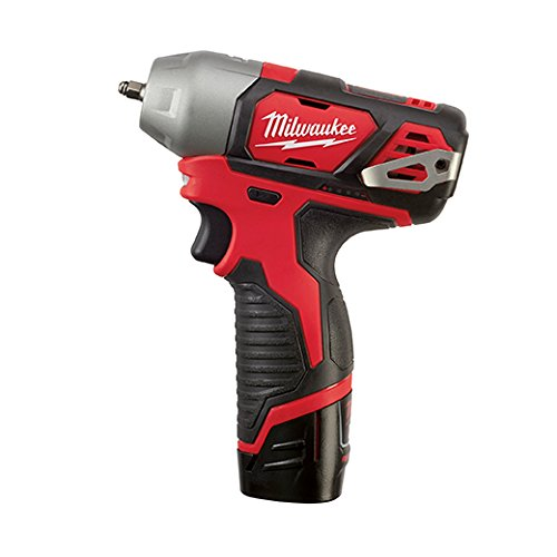 Milwaukee 2461-22 M12 1 4 Impact Wrench – Kit