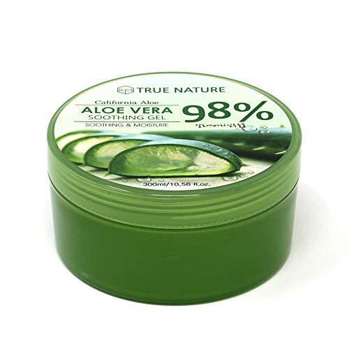 KPI Healthcare True Nature Soothing and Moisture Aloe Vera 98% Gel