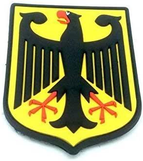 Escudo de Armas Alemán águila Imperial Alemana Bandera Airsoft PVC ...