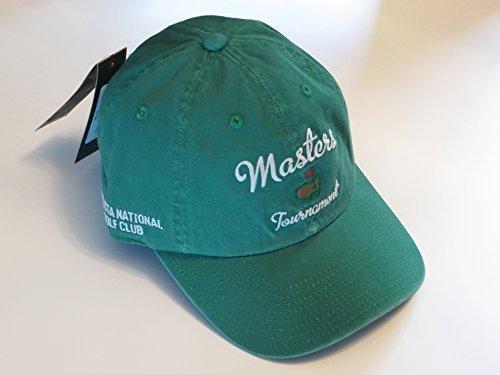 2344919a463 Galleon - 2018 Masters Golf Green Hat Augusta National Vintage Script Logo  New