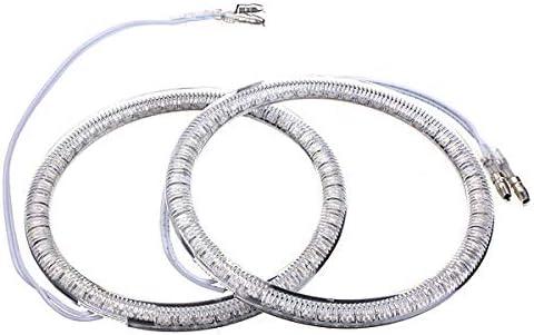 Ring Camera 100mm Car 54 LED SMD Light Angel Eye Halo Ring Lamp Bulb for BMW