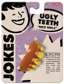 Jokes - GoofyTeeth (Redneck Teeth)