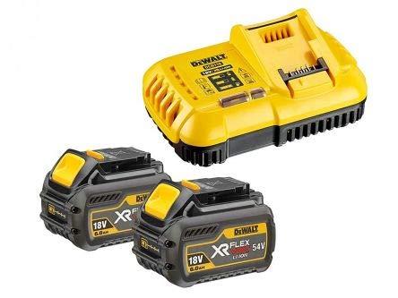 Dewalt - Cargador y batería Flexvolt de 54 V XR, batería de ...